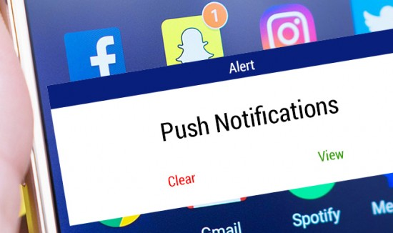 How you can boost conversion by sending push notifications via your app